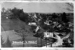 Detrichov 1932 pohlednice