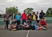 Tenisový turnaj 6. ročník 2014
